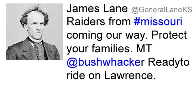 James Lane twitter
